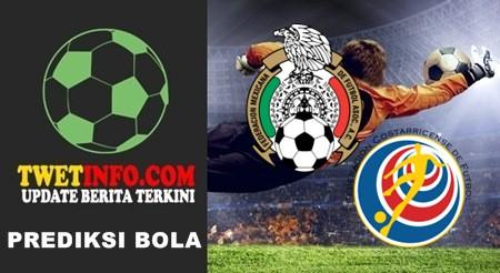 Prediksi Mexico U23 vs Costa Rica U23
