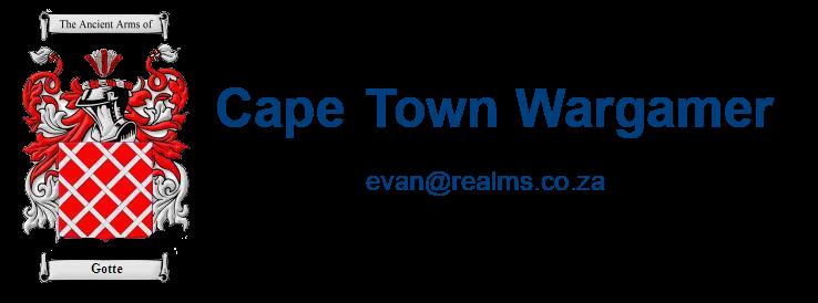 Cape Town Wargamer
