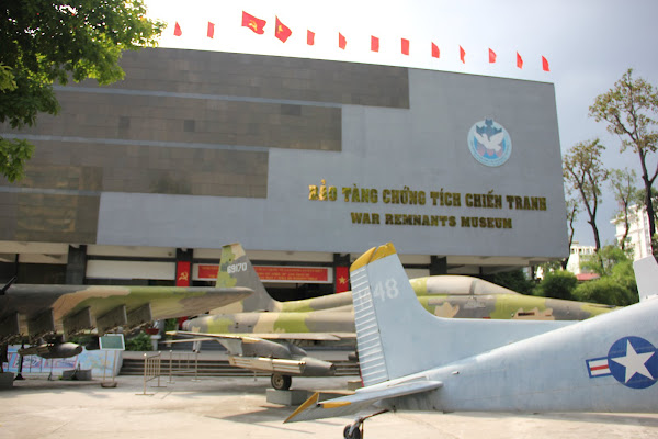 War remenant museum Saigon virtual tour