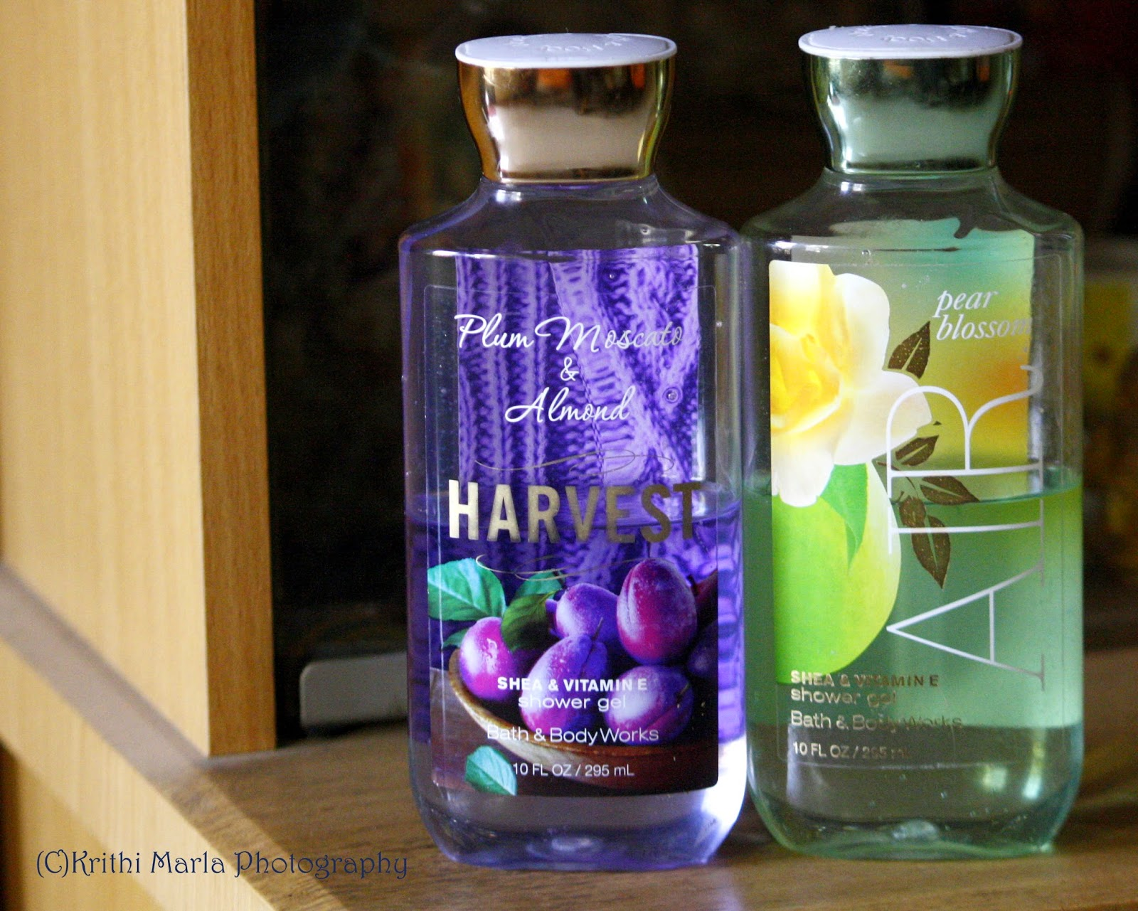 Bath and Bodyworks Shower Gel -Harvest ,Pear Blossom Air Review ...