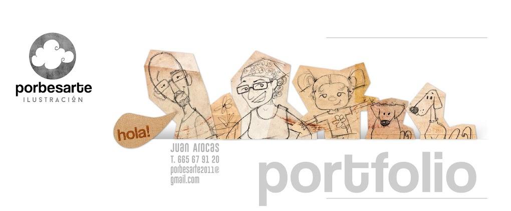 porbesARTE portfolio ilustración