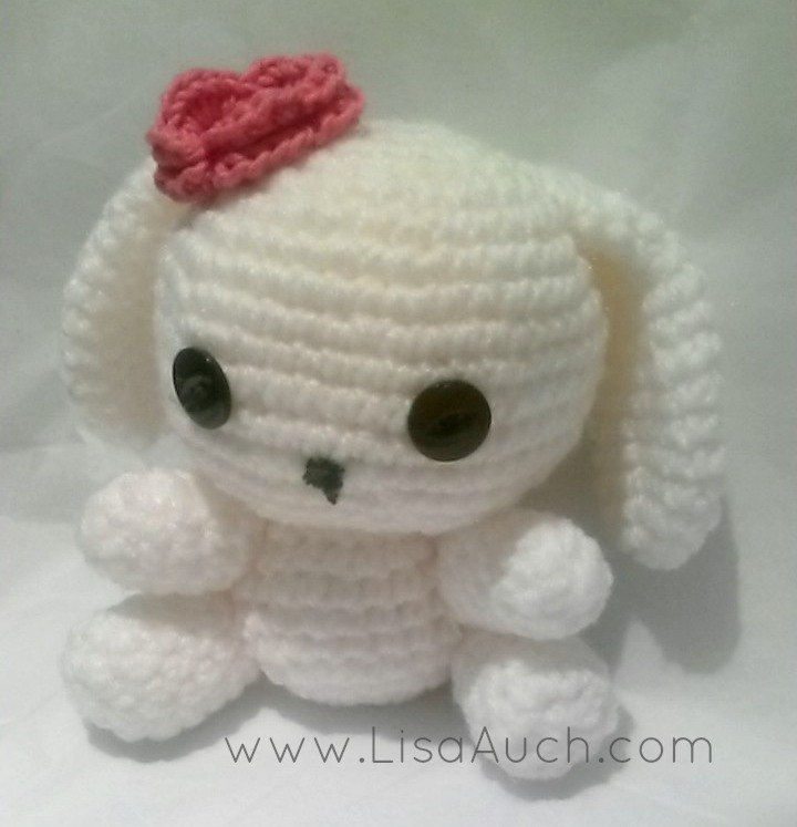 Toys To Crochet Free Patterns : Crochet Toys - Cute Crochet Bunny Free Crochet Patterns ...