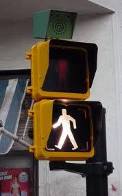 Semaforo peatonal