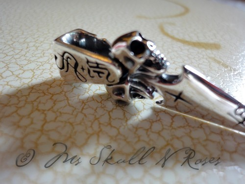 BIKER JEWELRY AND LEATHER EZINE  Skull Dagger Pendant      K     biker jewelry and leather ezine