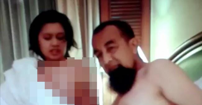 Gambar Yang Didakwa Penceramah Tersohor Ustaz Azhar Idrus Tersebar