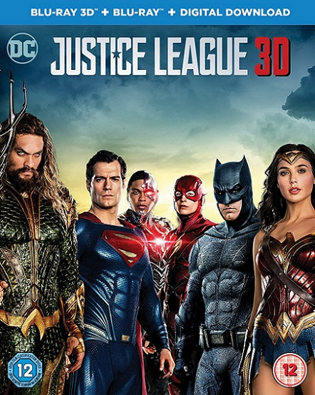 Justice League 3D (Liga de la Justicia 3D) (2017) m1080p BDRip 3D Half-OU 13GB mkv Dual Audio DTS-HD 7.1 ch