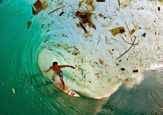 Oceanos de lixo