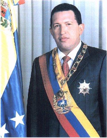 Comandante Presidente.