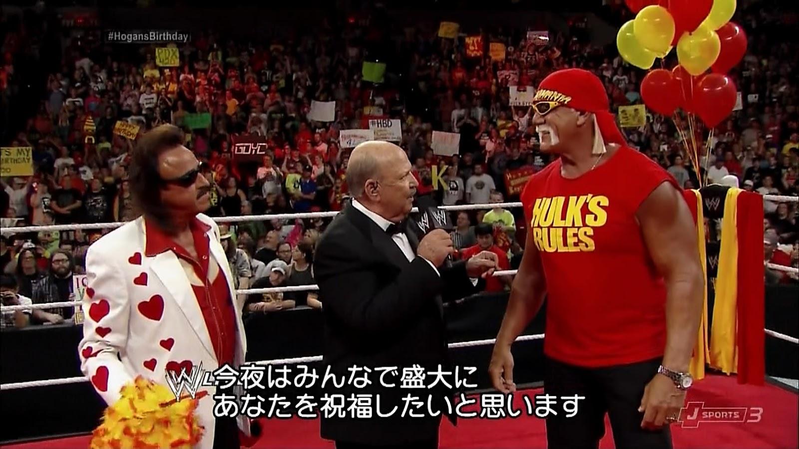 視・読・聴〕: WWEロウ #1107