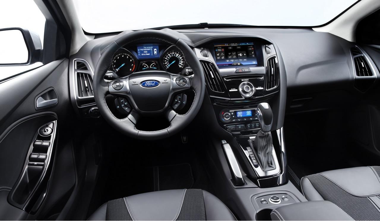 Car Models Com 2012 Ford Focus Sedan