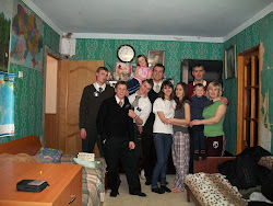 Vilka and Family with the Missionares