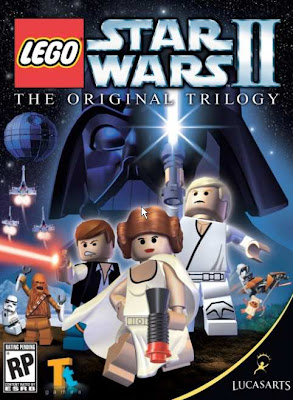 LEGO Star Wars II: The Original Trilogy PC Cover