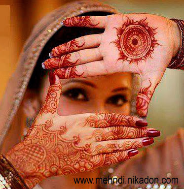 Beautiful Fancy Mehndi K Designs