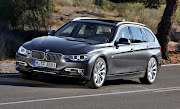 Car Barn Sport . BMW 3-series Touring (2013) . With 97 mm added to the total . bmw series touring