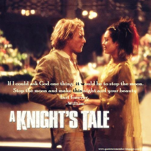 a knights tale film description Myp i world literature a knight's tale - movie notes (consider william's character and map his journey through the cycle call(to(adventure.