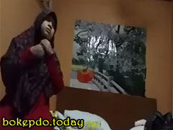 Hijab Sedang Bercinta