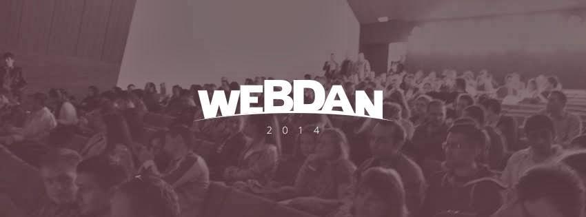 Dobrodošli na WebDan 2014.