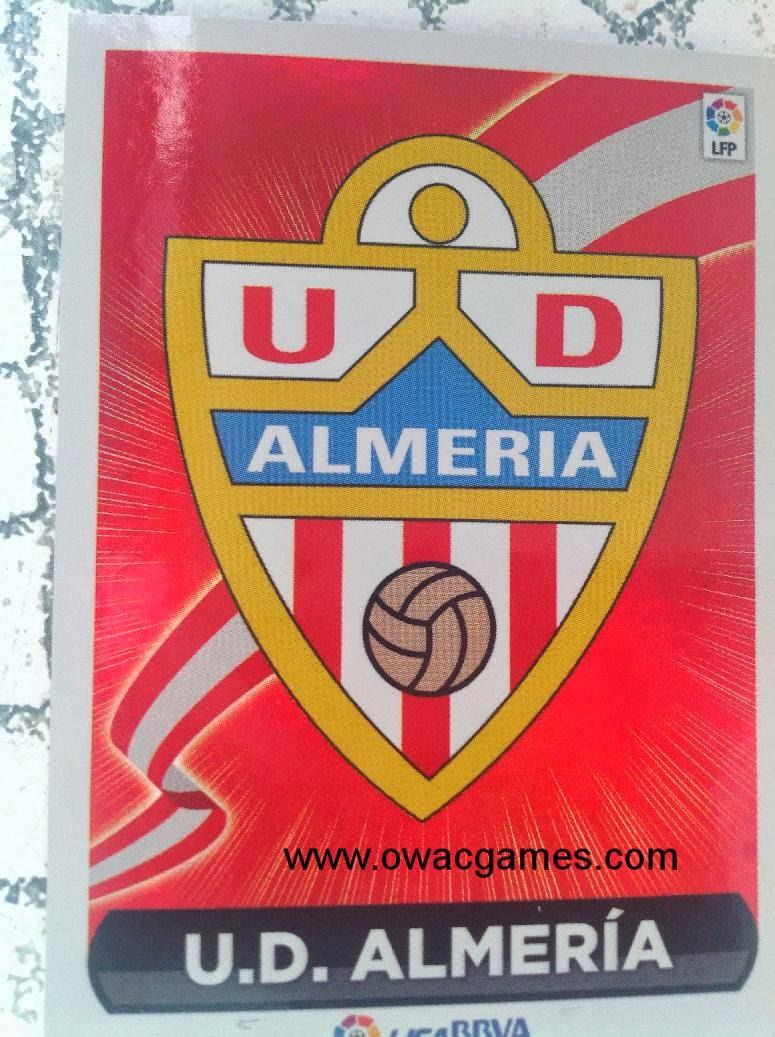 Liga ESTE 2014-15 escudo Almeria