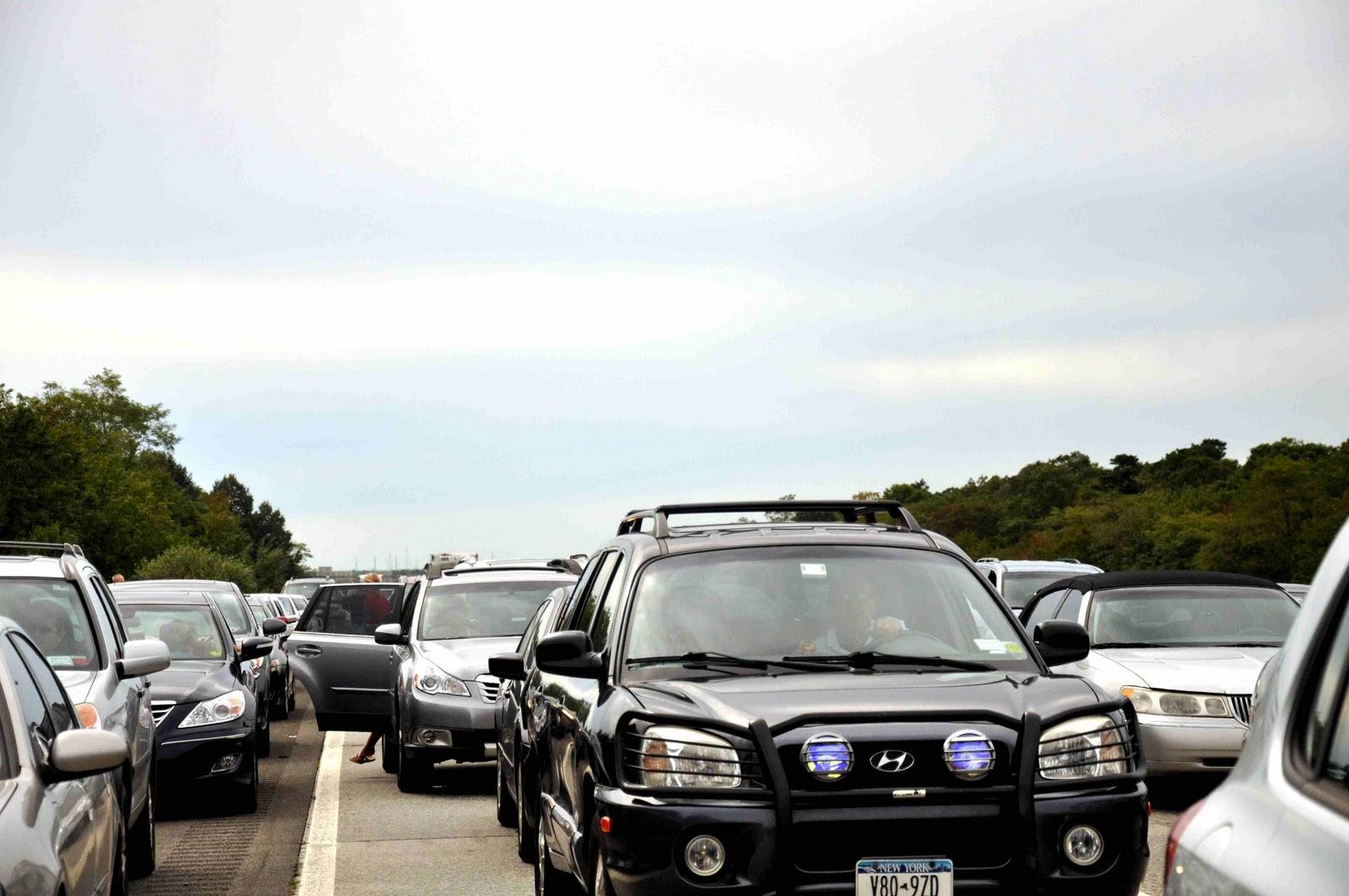 Kota-Kota di Amerika Serikat dengan Tingkat Kemacetan Paling Terparah