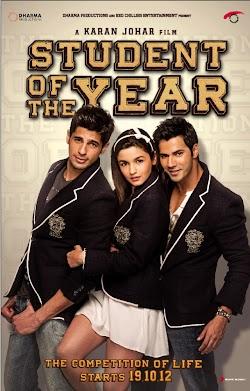 Sinh Viên Của Năm - Student of the Year (2012) Poster