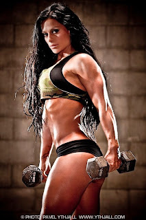 Ashley Horner fitness