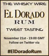 El Dorado Rum Tweet Tasting