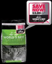 worlds best cat litter