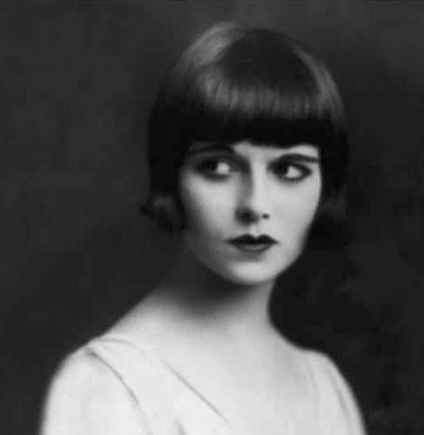 Silent film starlet louise brooks gets the hollywood treatment