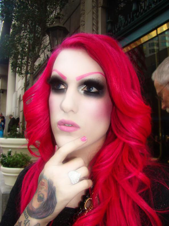 The Scene Jeffree Star
