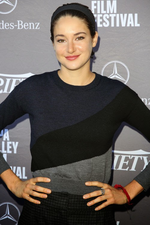 How does that work? | Curious: Shailene Woodley lost 5 times the innocence