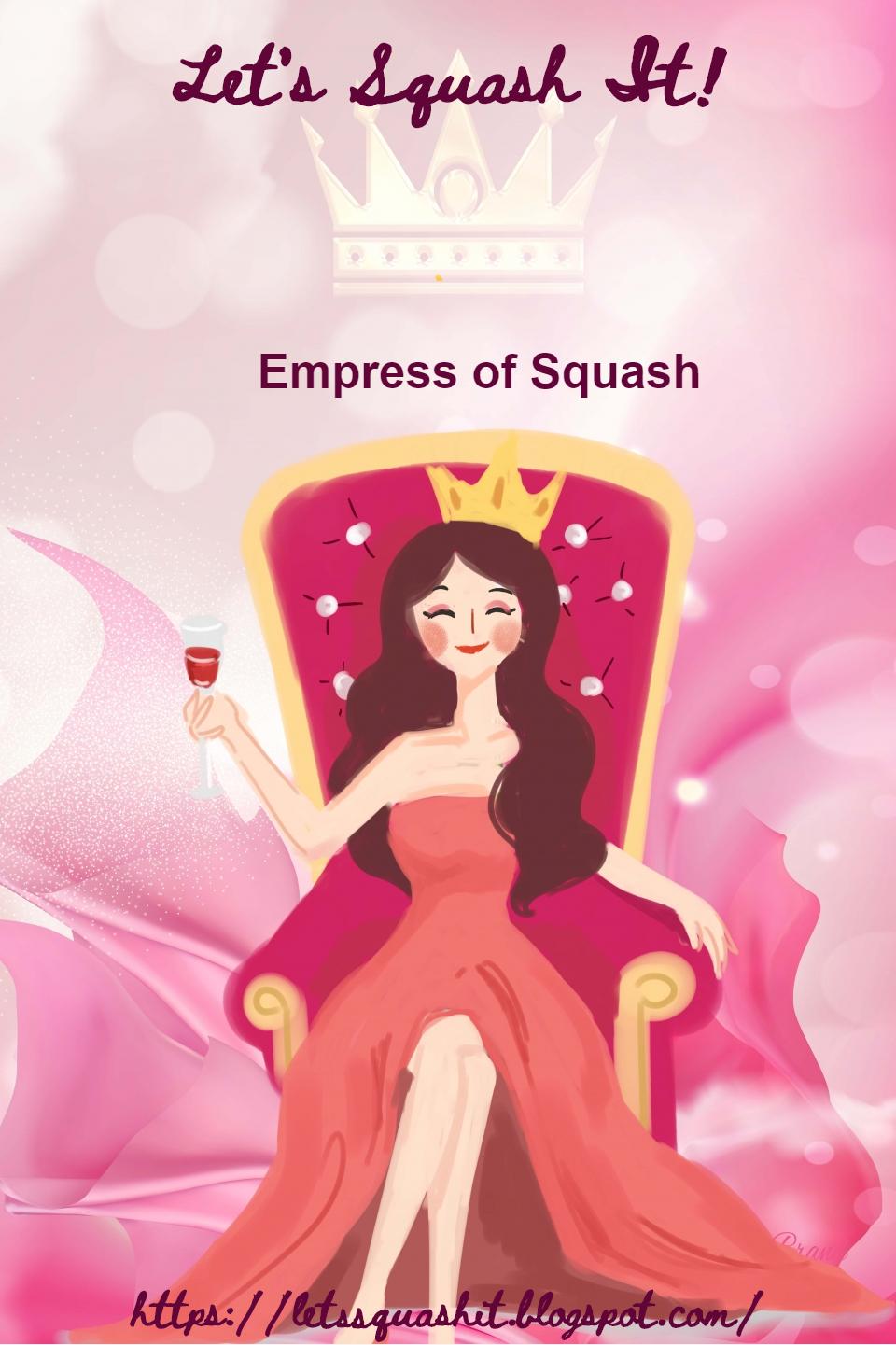 Empress of Squash
