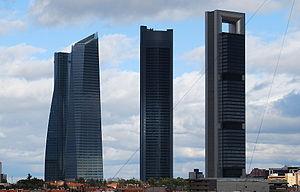 Torre Espacio de Madrid