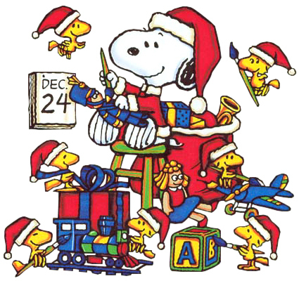 Cartoons snoopy christmas cartoons and pictures - Free snoopy images ...
