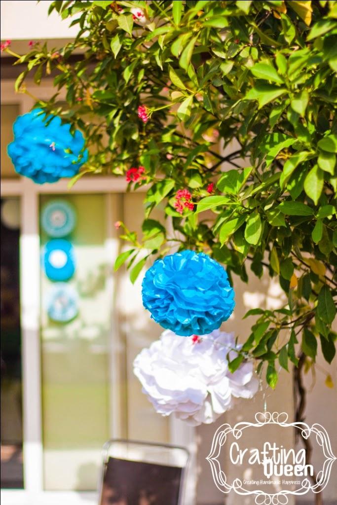 Birthday Party Entrance Near Door Decoration Ideas
