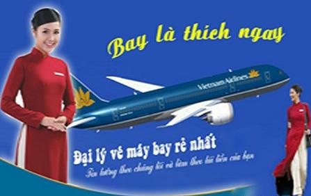 vé máy bay trực tuyến
