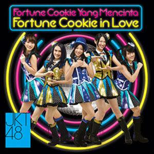 Lirik Lagu Terbaru JKT48 ~ Fortune Cookie In Love