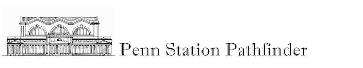Penn Station Pathfinder