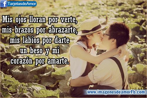 imagenes lindas de amor con mensajes romanticos