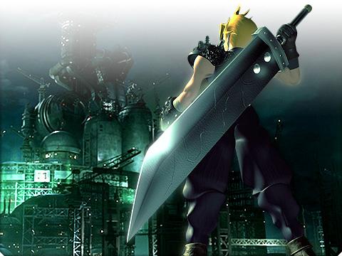 Halls of Rapture: Retro Station 1 - Final Fantasy VII - photo#28