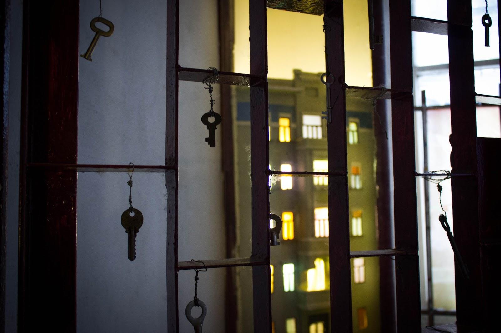 Дом музей Булгакова, Мастер и Маргарита, Ключи от всех окон