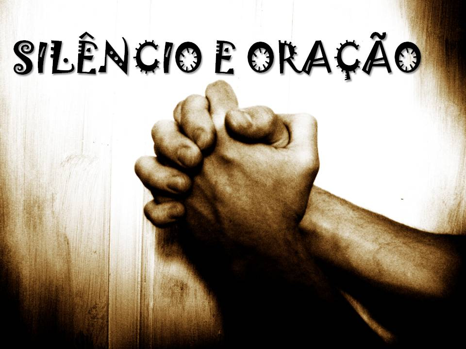 Resultado de imagem para No silêncio da oração grandes coisas nascem na nossa vida