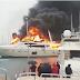 Έκαψαν ρωσικό γιοτ οι Τούρκοι, σε τουρκικό λιμάνι – Σε σοβαρή κατάσταση ο ιδιοκτήτης (φωτο)