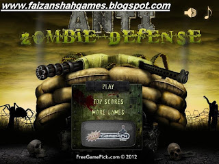 Anti zombie defense free download for pc