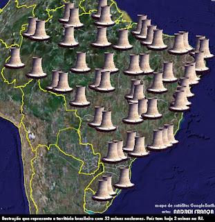 Brasil completa 30 anos de uso da energia nuclear com avanços tecnológicos e críticas