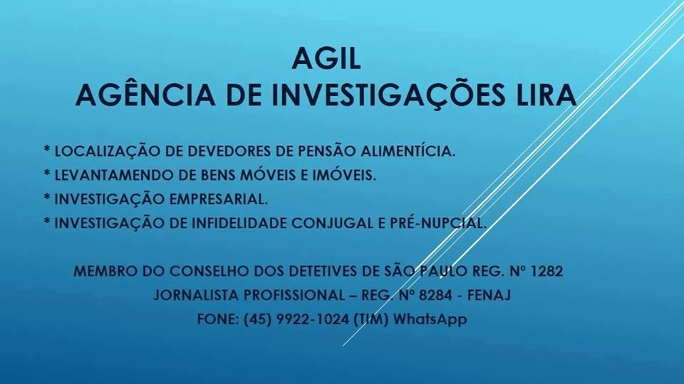 Agencia de Investigações LIRA