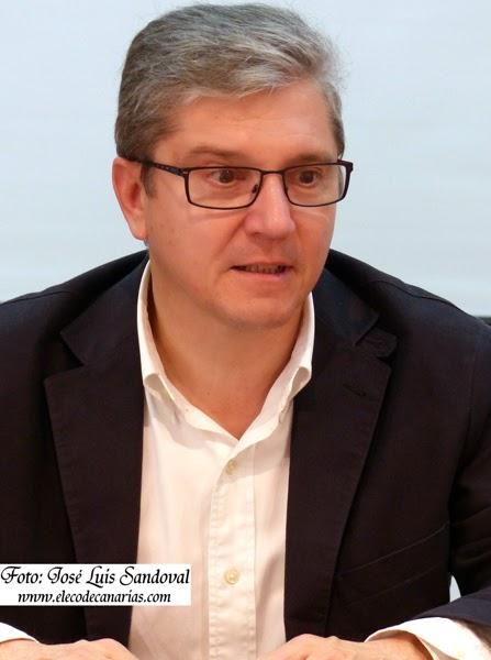 Mario Casado, las palmas, secretario general AUME
