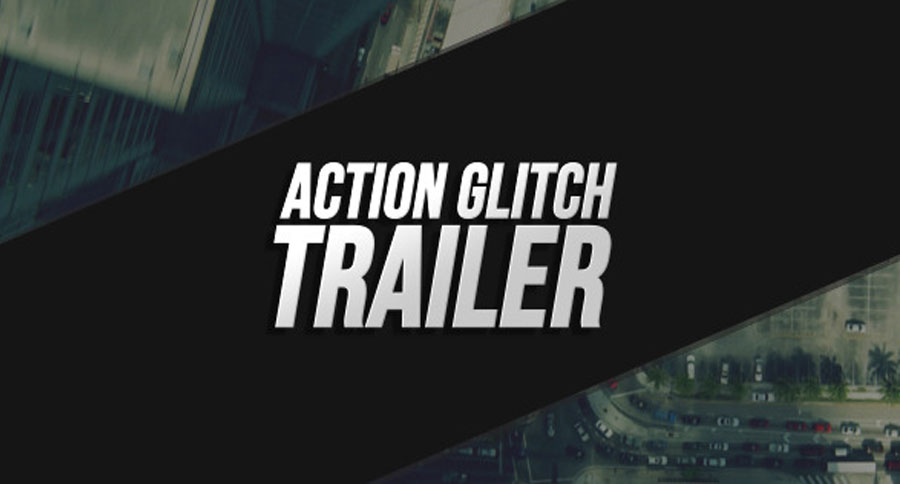 After Effects Templates : Action Glitch Trailer - Videohive 1178245
