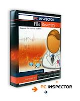Memulihkan data dengan PC Inspector File Recovery