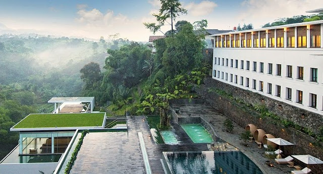 Hotel Bintang 5 Mewah dan Unik di Bandung