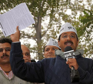 Arvind Kejriwal to Lead Government in Delhi